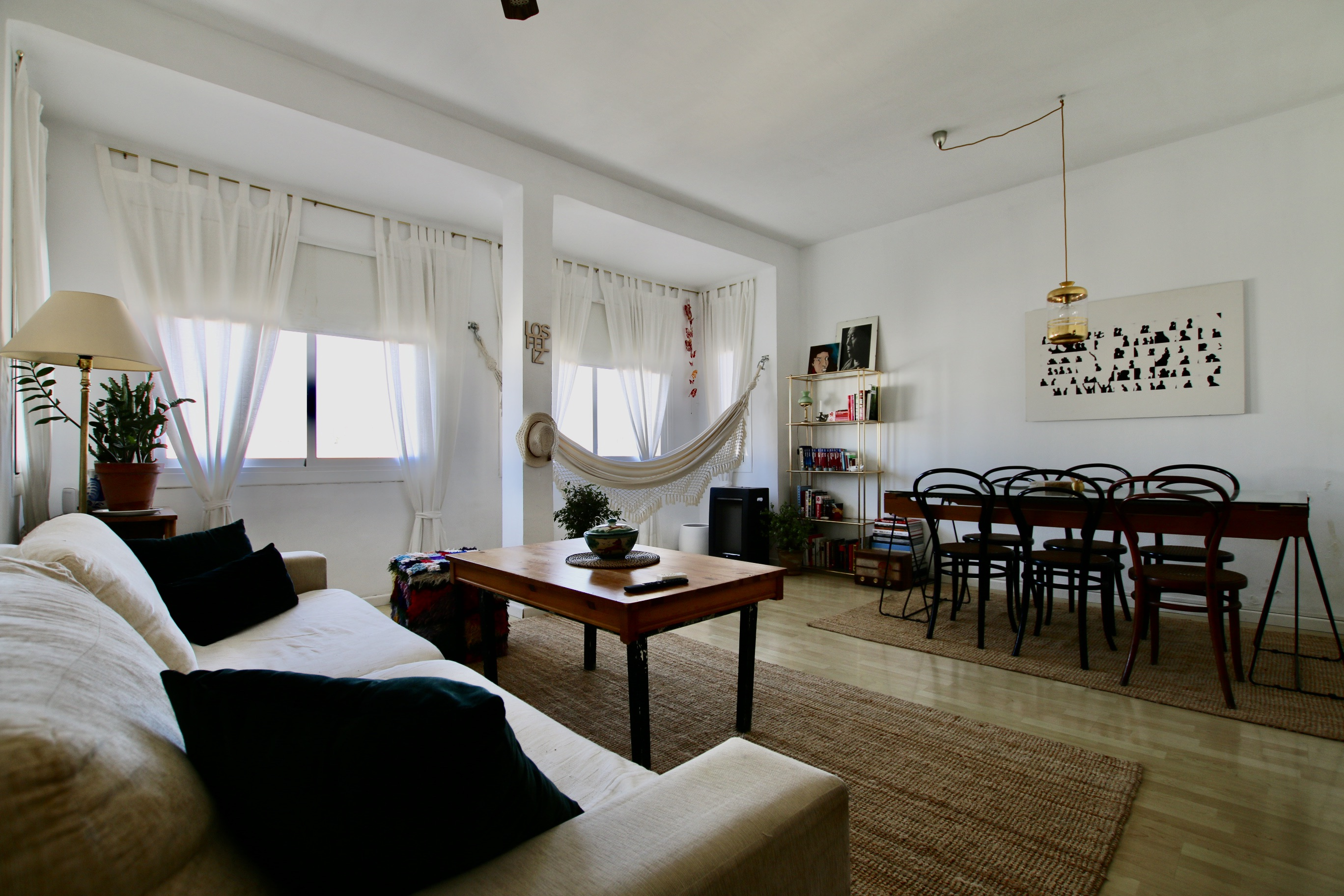 Charming 3 bedroom apartment in the heart of Son Armadams @ Palma de Mallorca