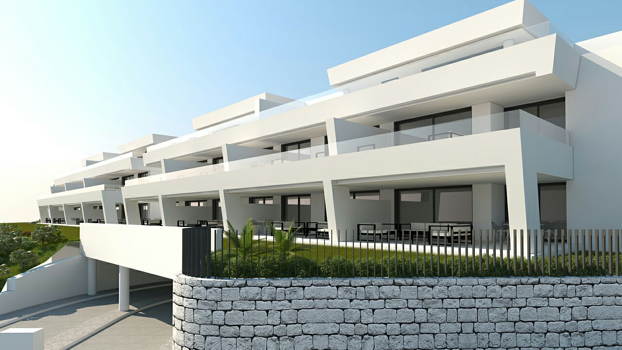Azahar Residence Marbella, new project with 42 units in Nueva Andalucia @ Marbella