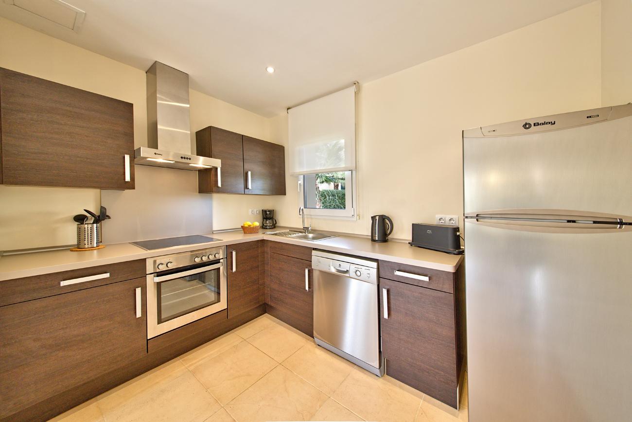 apartamento 2 cocina