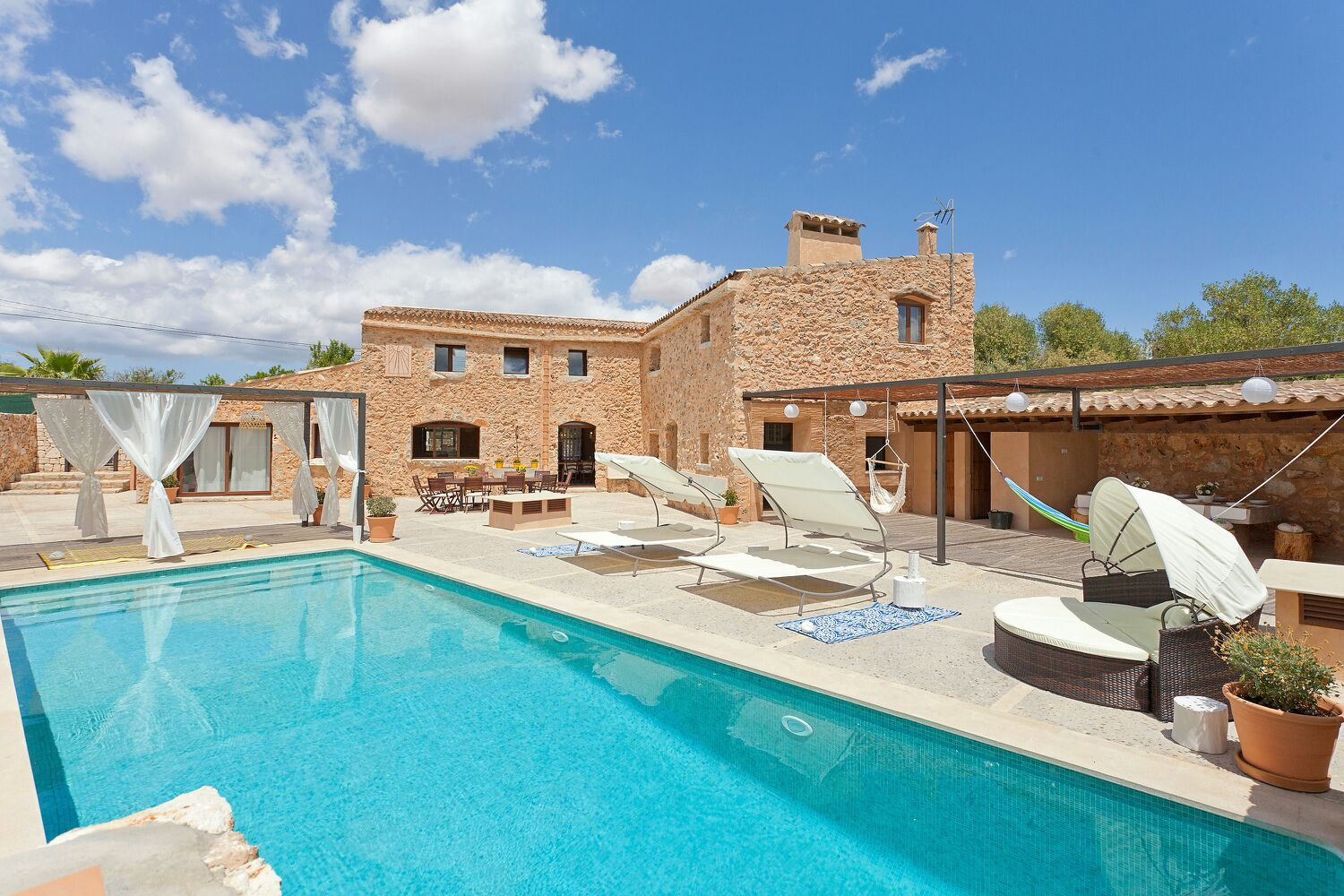 Luxury country house with modern taste in Biniali @ Mallorca