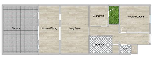 29a Cotoner floorplan no furniture ENG