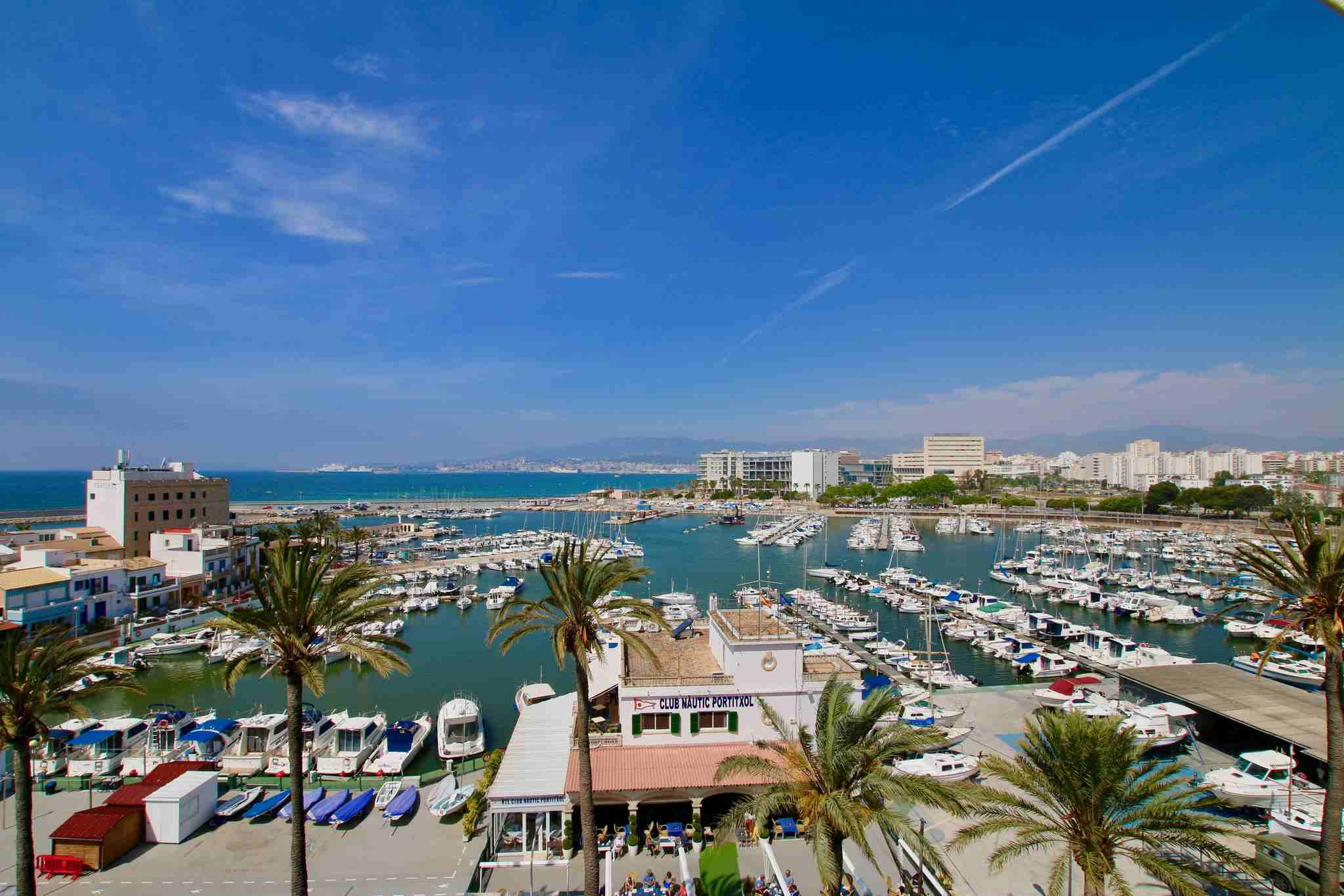 Amazing 4 bedroom penthouse in Portixol @ Palma de Mallorca