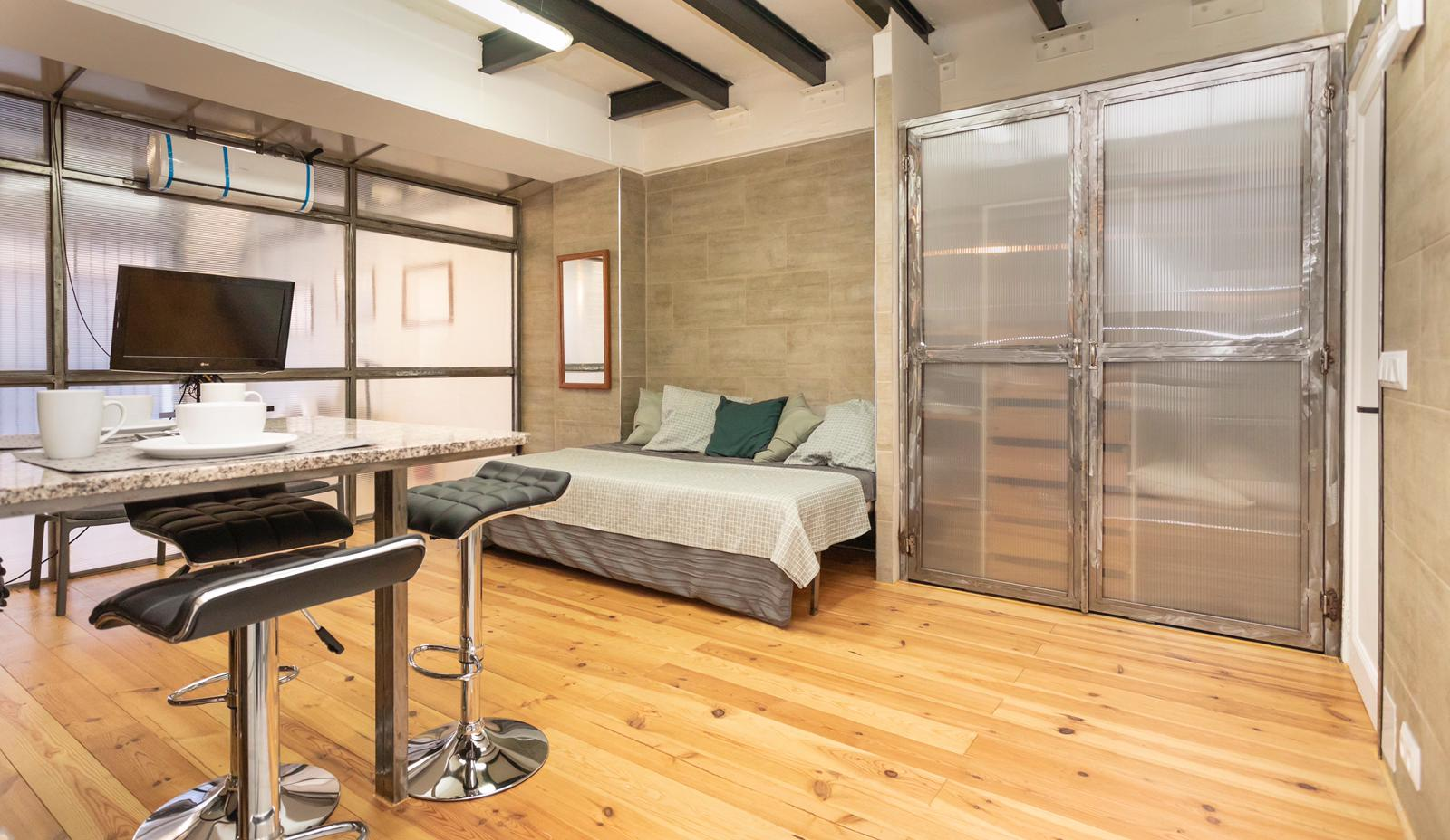 Cozy commercial space / loft in Palma @ Mallorca