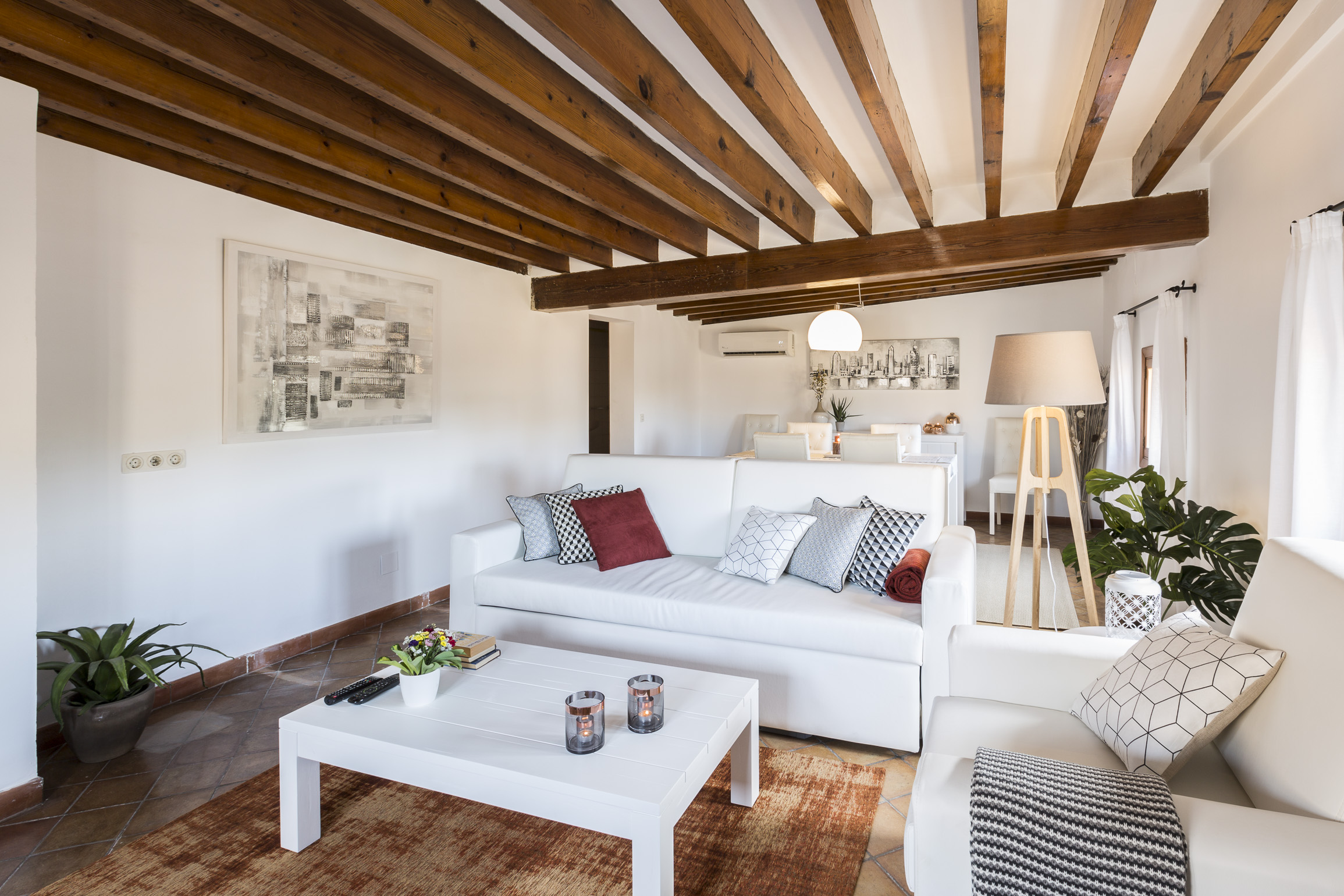 Charming 2 beds/2 baths in the heart of Palma @ Mallorca