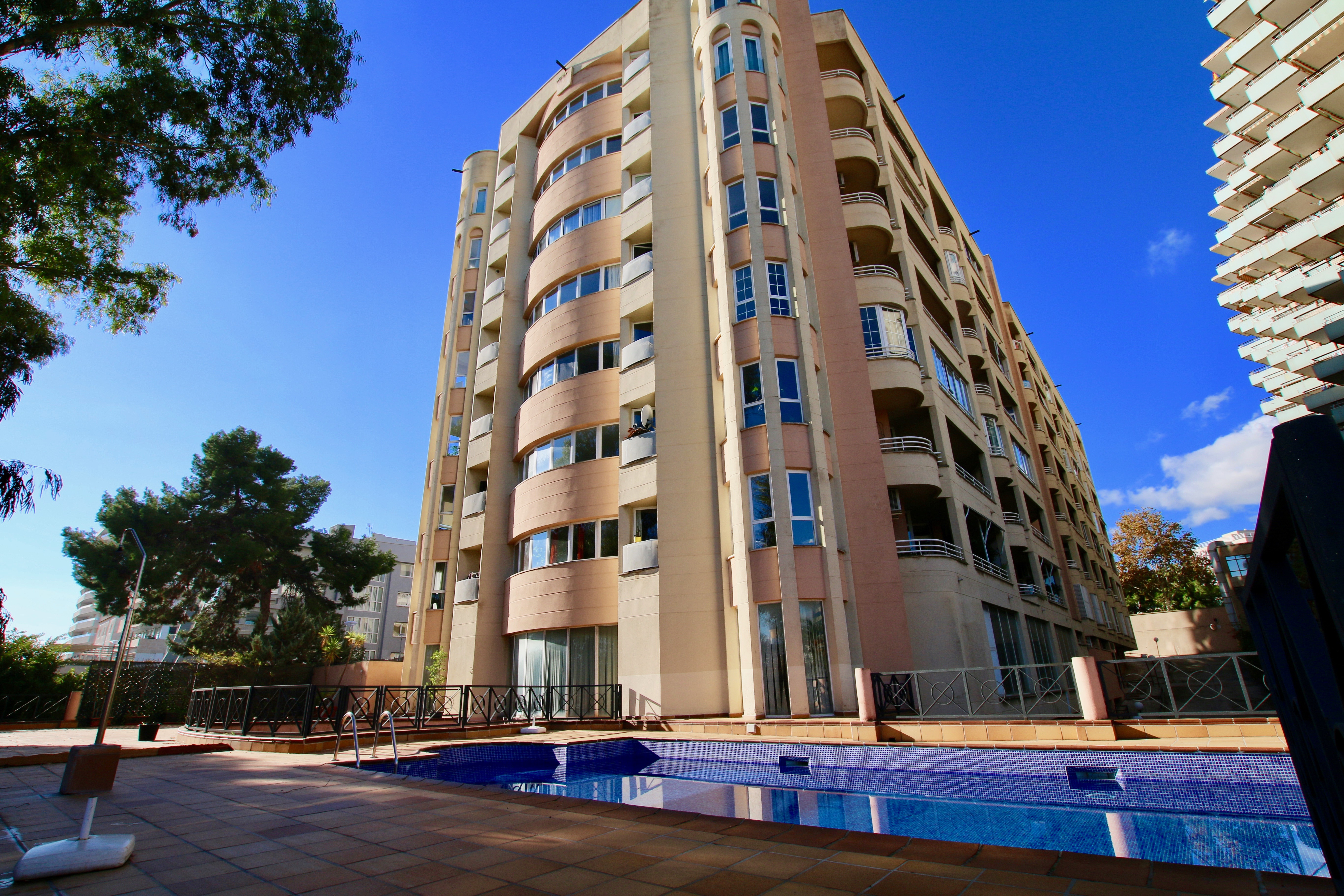 Nice 4 bedrooms apartment in the Paseo Marítimo of Palma @ Mallorca
