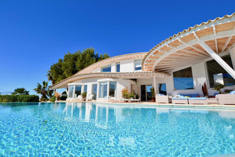 Exclusive villa in Port Andratx from the famous designer Alberto Rubio @ Mallorca