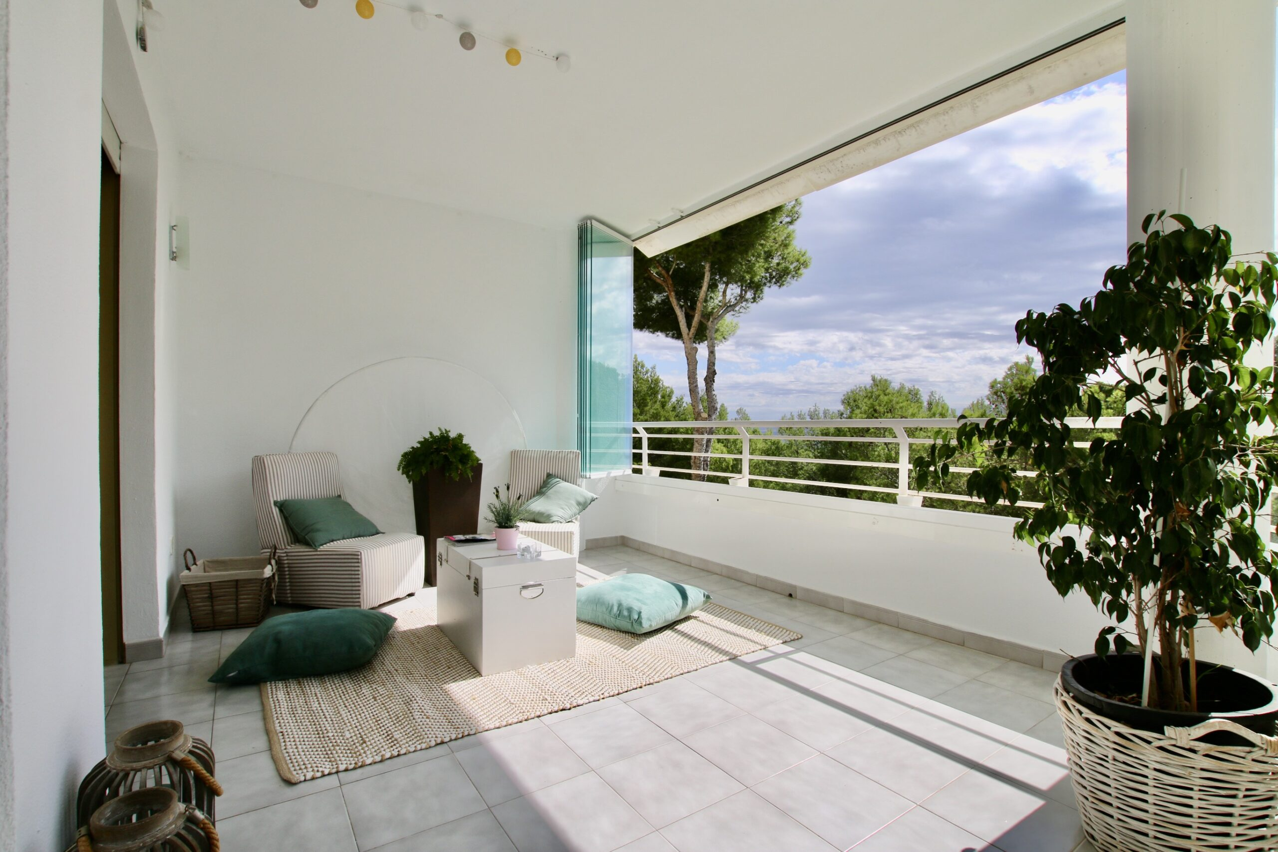 Charming and bright 3 beds apartment in the exclusive Cas Catala area @ Calvia, Mallorca