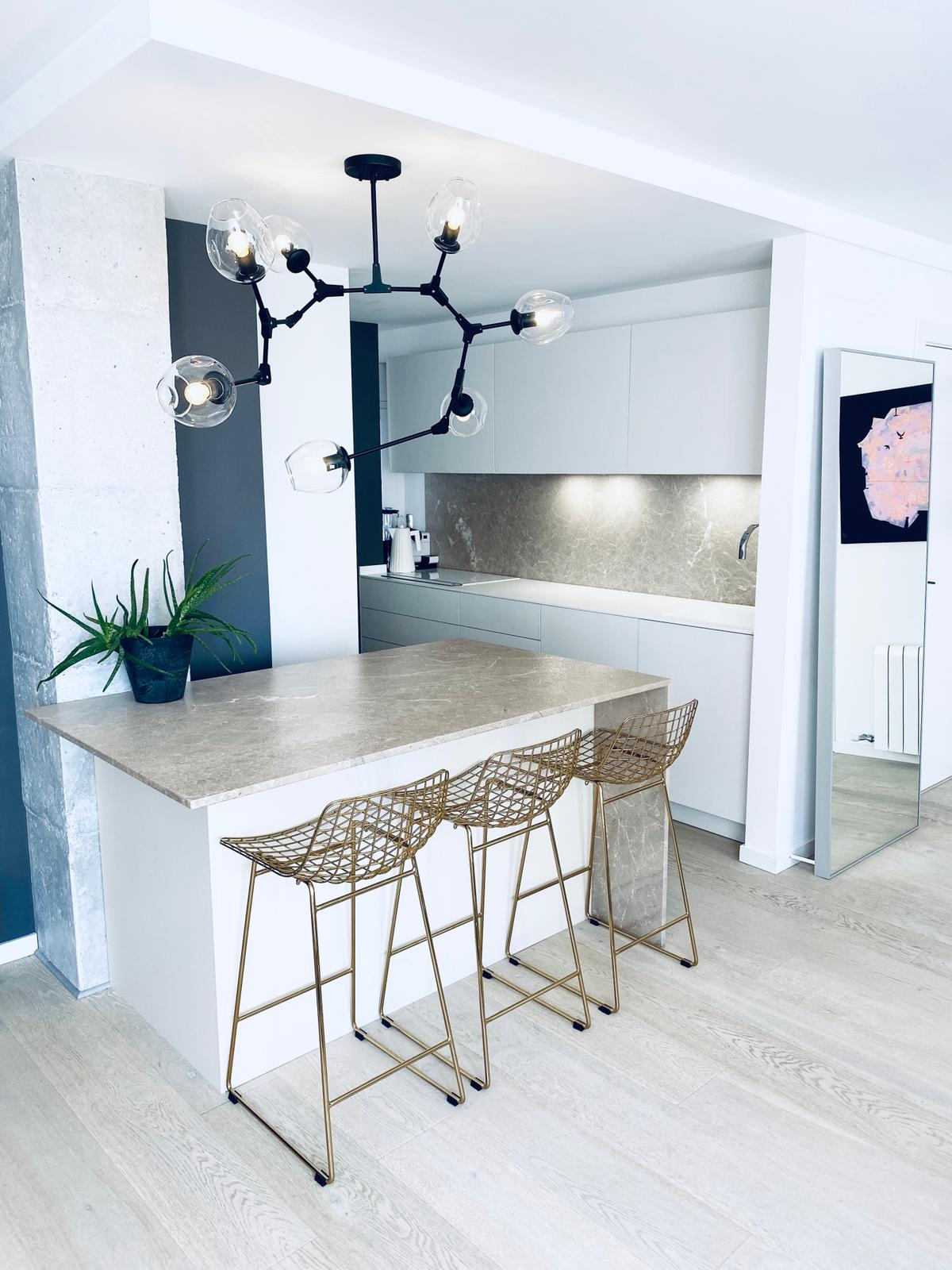 Beautiful and renovated 2 bedrooms apartment first line to the beach in Palma@ Mallorca