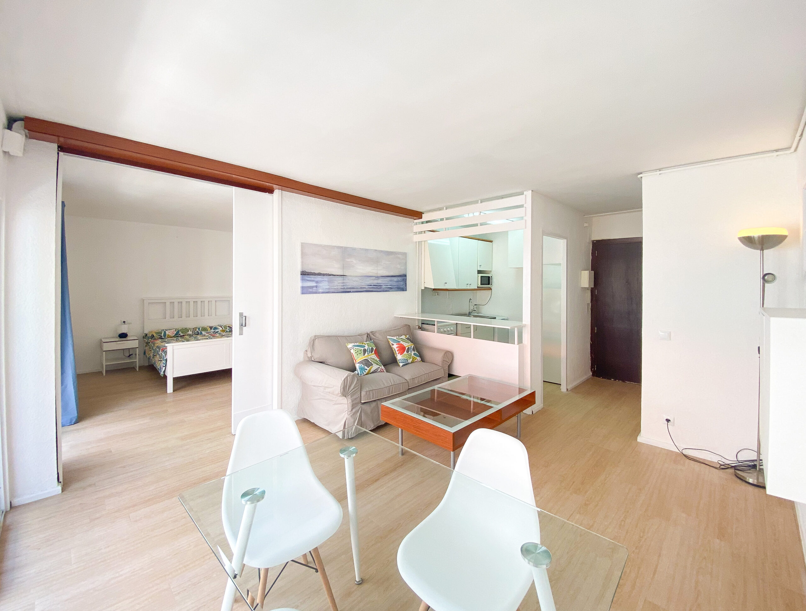 Wonderful opportunity of 1 bedroom apartment in one of the best streets of the center of Palma @ Mallorca