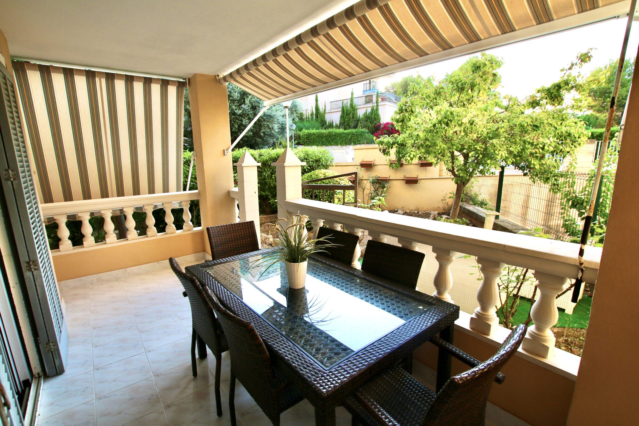 Beautiful 3 bedrooms opportunity of precious apartment @Calvia