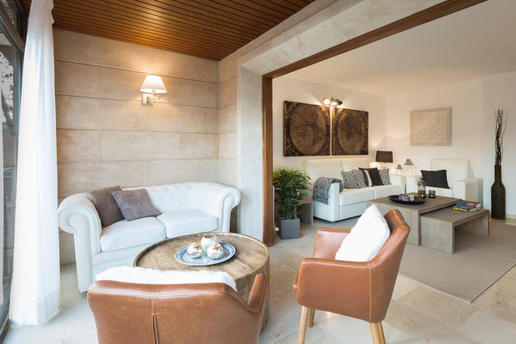 Luxury apartment with 2 bedrooms on sale in the heart of Paseo Mallorca @Palma