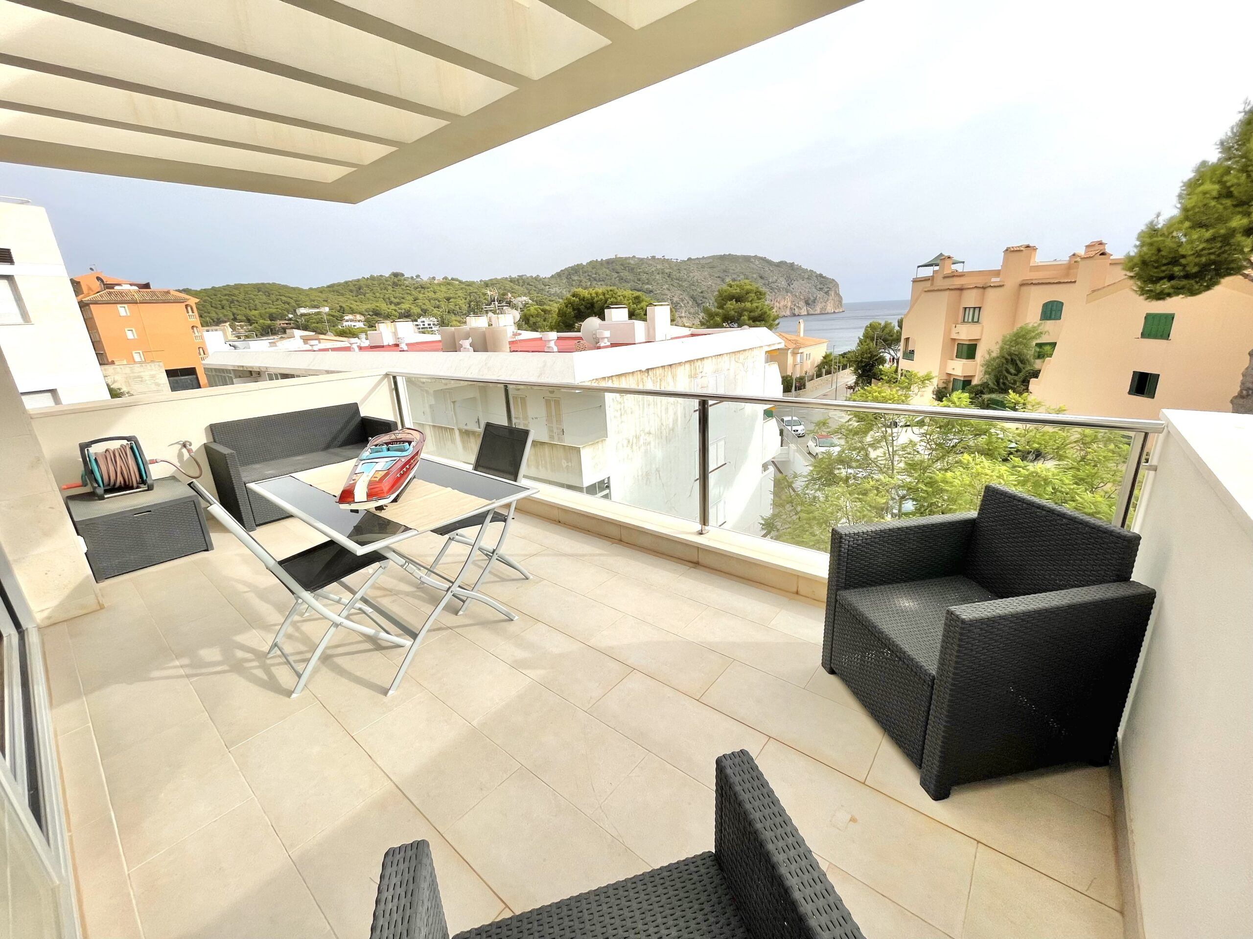 Amazing 2 bedrooms penthouse @ElCampdeMar